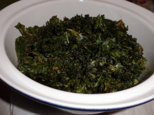 Kale Chips Healthy Dynamic